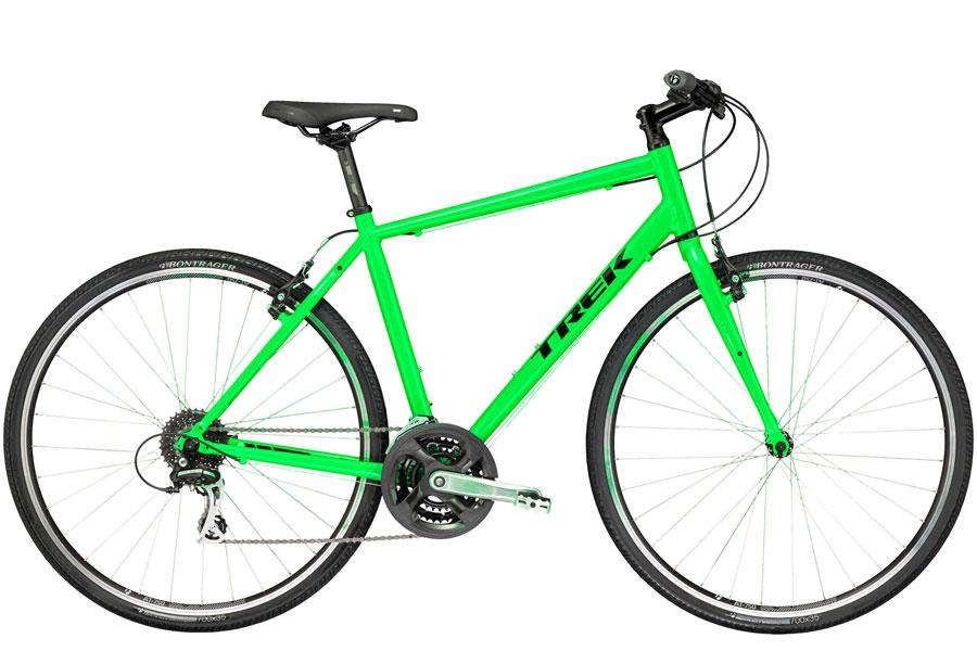 トレック FX2 グリーン